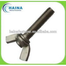 hot sale Wing bolt, bolt nut screw, wing bolt and nut