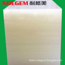 Transparent clear PE Plastic sheet