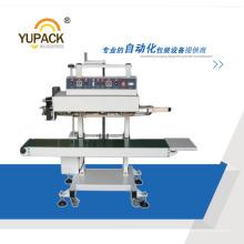 Hochgeschwindigkeits-Vertikale Beutel-Siegelmaschine / Beutel-Siegel mit Farbband-Code