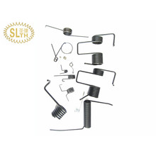 Slth-Ts-024 Kis Coréenne Music Wire Torsion Spring with Black Oxide