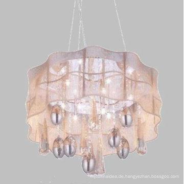 2017 Beliebteste Antike Messing Kleine Größe Kristall Pendelleuchte Kronleuchter