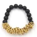 Ювелирные изделия браслета перлы оптового способа нержавеющей стали