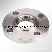 Forged Stainless Steel 316 600lbs RF Threaded Flanges