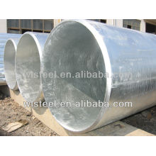 BS 1387galvanized Weld pipe Q235B