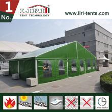 Tentes militaires imperméables de PVC pour la tente d'armée