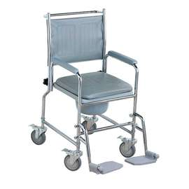 Mobility commode chair