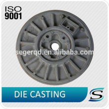 Zinc Alloy y Die Die Cast Aluminum Part