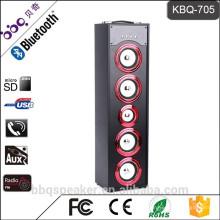 Барбекю КБК-705 45ВТ питьевой башню окружают дикторов Bluetooth с 6000 мАч строить-в FM-радио Аккумулятор