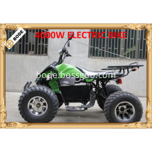 New design cheap 4000 w electric atv for sale