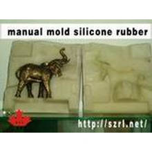 Manufacturer of silicone rubber for manual mold