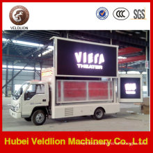 P6 Outdoor Mobile LED Billboard Truck