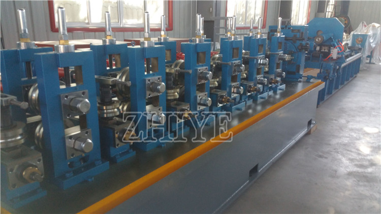 Steel Pipe Welding Making Machinery