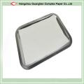 Feuilles de papier de cuisson carré personnalisé pour la boulangerie