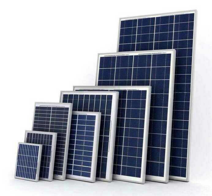 solar street light PV panel