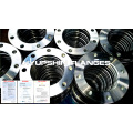 Slip on flange plate flange DIN EN1092-1 BS4504