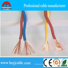 Customized Rvs 2*1.5mm2 Twisted Pair Cable Ningbo/Shanghai
