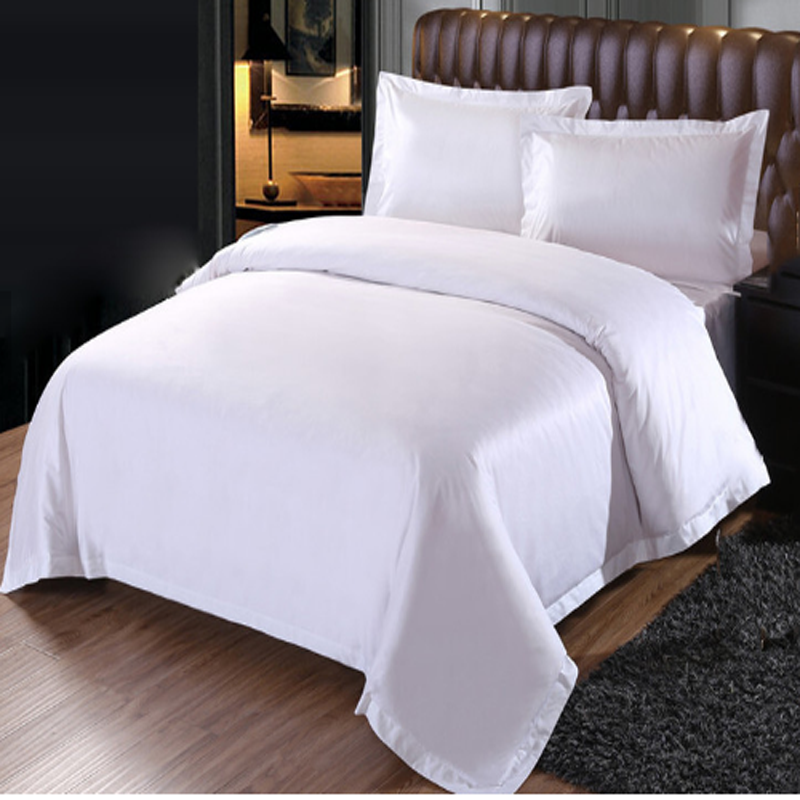 300TC Sateen King Sheet Katun
