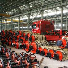China Bergbau Gürtel Conveyor Pulleys / Conveyor Trommel / Conveyor Roller