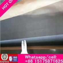 Hastelloy malla de alambre de aleación B-3 Usn N10675 malla de alambre tejido pantalla para filtro
