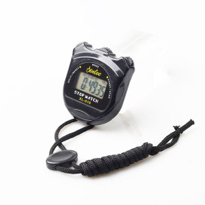 Digital Sports Stopwatch with Lanyard