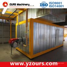 Four industriel de séchage / durcissement de chauffage (acier inoxydable)
