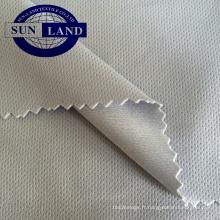 tissu en maille de sport antimicrobien avec œillet et en polyester