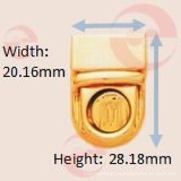 Cerradura de empuje de agujero de llave falsa (R6-103A)