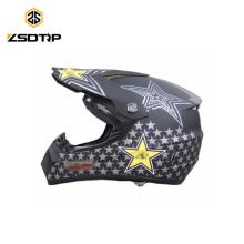 SCL-2016040081 Casco universal de motocross Moto Casco Motocicleta Casque Dirt Bike Casco todoterreno Capacete con ML XL XXL