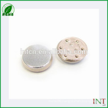 Rohs tested factory prices Electronic Accessories agcufe trimetal button contacts