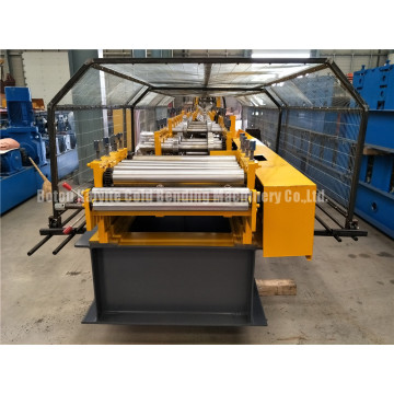 Full Automatic Integrate CZ Purlin Roll Forming Machine
