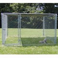 Pen In Kennel Pen Run Outdoor Cage