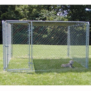 Walk In Dog Kennel Pen Run Cage all'aperto
