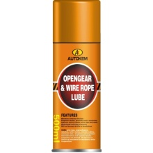 Open Gear & Wire Rope Lube