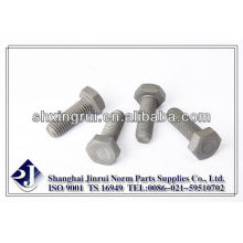 hexagon socket head cap screw plated