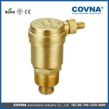 Válvula de ventilação automática de bronze de boa qualidade com preço baixo