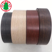 China for Customised Edge Banding Tape Wood Grain Waterproof PVC Edge Banding export to Tunisia Importers