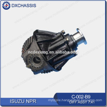 Genuine Auto Spare Parts NPR Differential Assy 7:41 C-002-B9