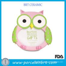 Giftware Owl Design Polyresin Photo Frame