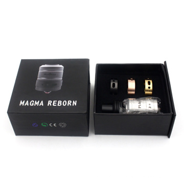 Lava Magma V2 Rda atomizador para fumar tabaco de vapor (ES-AT-001)