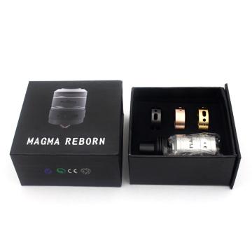 Lava Magma V2 Rda atomizador para tabaco de fumar vapor (ES-AT-001)