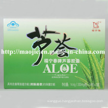 Safe and Healthy Aloe Detoxification Weight Loss Slimming Capsule (MJ-300mg*24capsules)