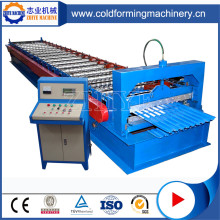 Automatice Double Decker Sheet Forming Machine