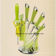 7 Piceces Ustensiles de cuisine Outils / Outils de barbecue