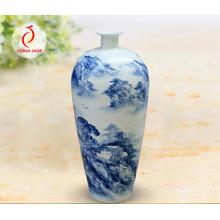 Reproduktion Antike Vasen Berühmte Jingdezhen Porzellan