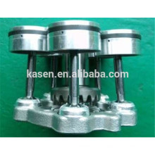 Поршень воздушного компрессора SD5S14 с поршневым кольцом Гуанчжоуский завод