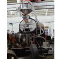 60kg Kommerzielle Kaffee Röstmaschine Gas Kaffee Röster