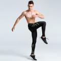 Collants de compression Sports Gym Jogging Running Men Pants