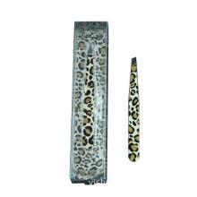 Ladies' Eyebrow Tweezer with Leopard Pattern