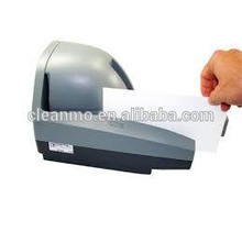 Check Scanner Cleaning Kit, includes 25 Cards and 6 Cleaning Swaps