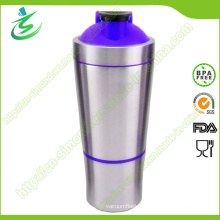 700ml Customized Stainless Steel Shaker Bottles